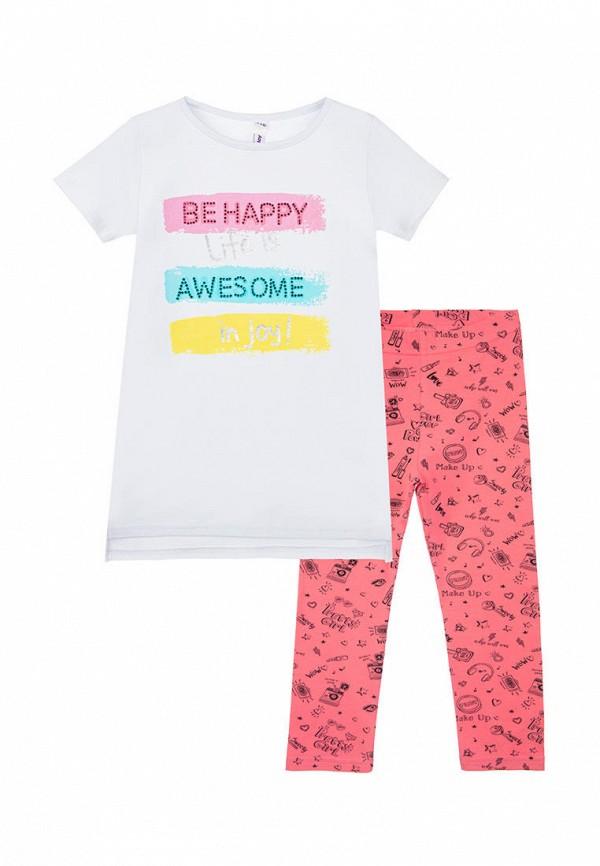 костюм playtoday для девочки, разноцветный