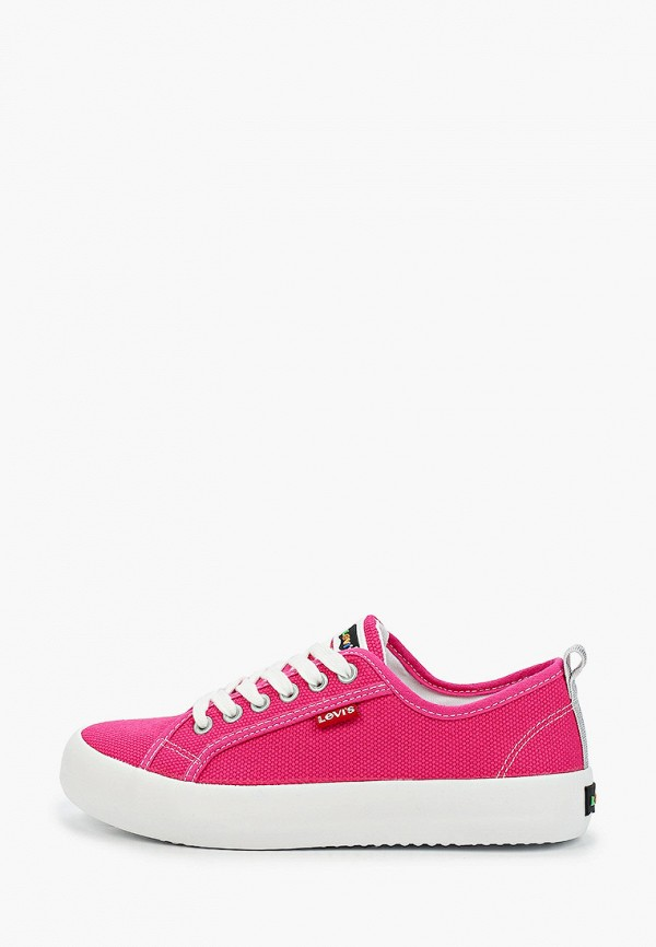 кеды levi's® для девочки, розовые