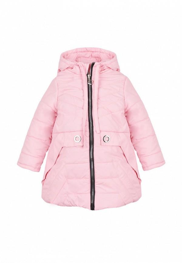 куртка одягайко для девочки, розовая
