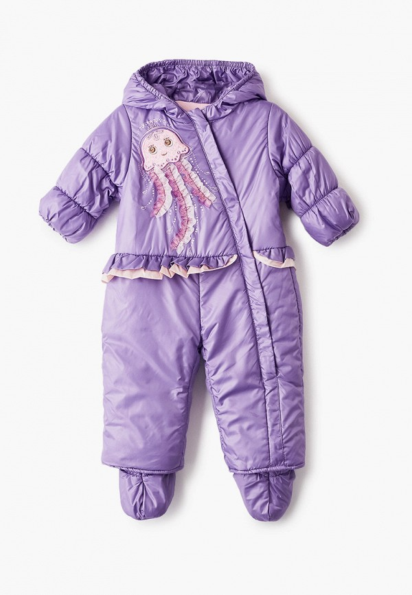 комбинезоны и костюмы artel для девочки, фиолетовые