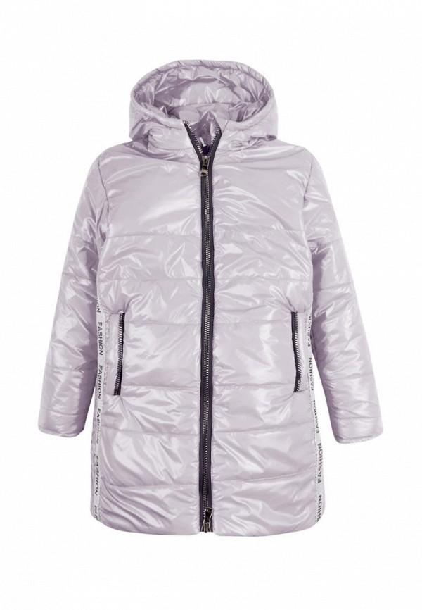куртка одягайко для девочки, фиолетовая