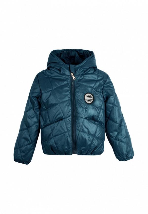 куртка одягайко для девочки, бирюзовая