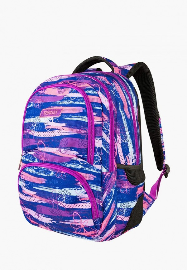 рюкзак target для девочки, разноцветный