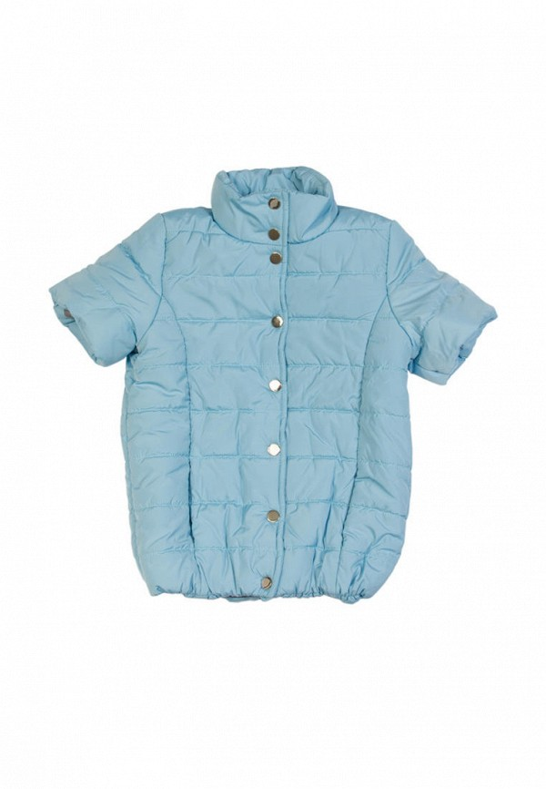 куртка sofia shelest для девочки, голубая