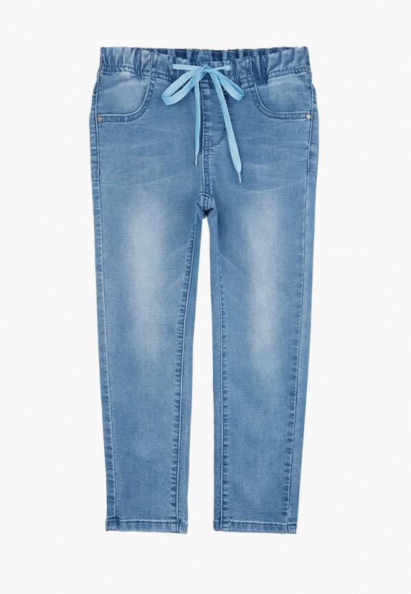 джинсы playtoday для девочки, голубые