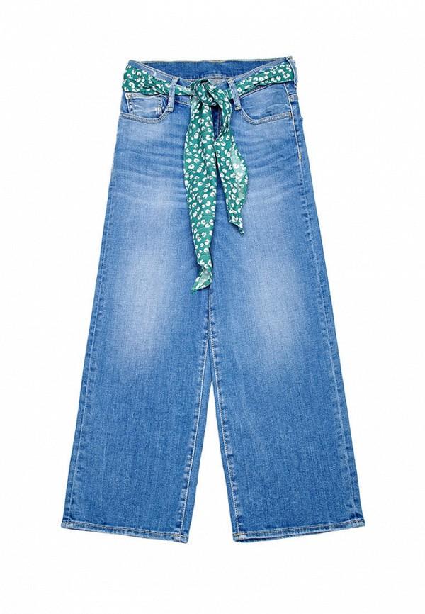 джинсы le temps des cerises для девочки, синие