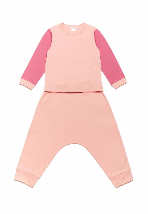 пижама ёмаё для девочки, розовая