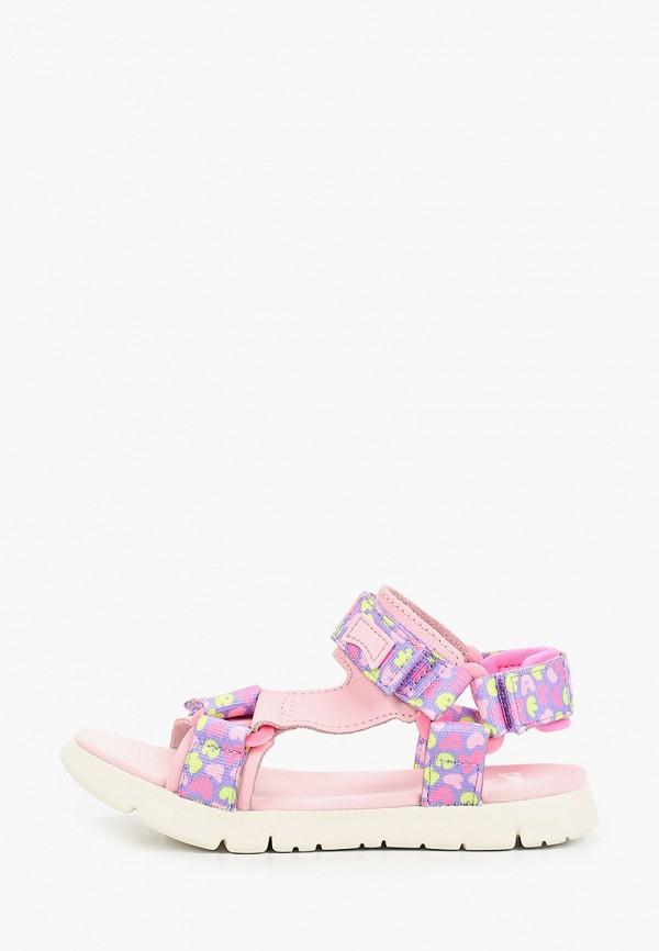 Сандалии Camper разноцветного цвета