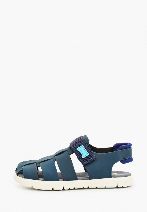 Сандалии Camper синего цвета