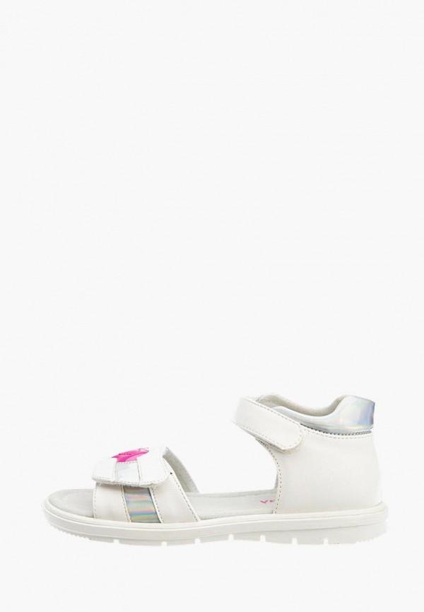 сандалии playtoday для девочки, белые