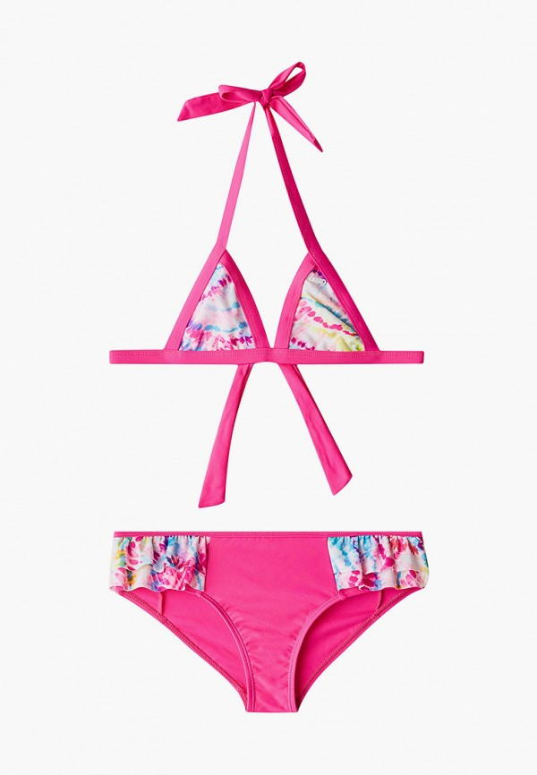 купальник icepeak для девочки, розовый