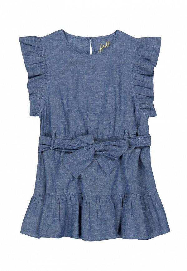 Платье Mothercare синего цвета