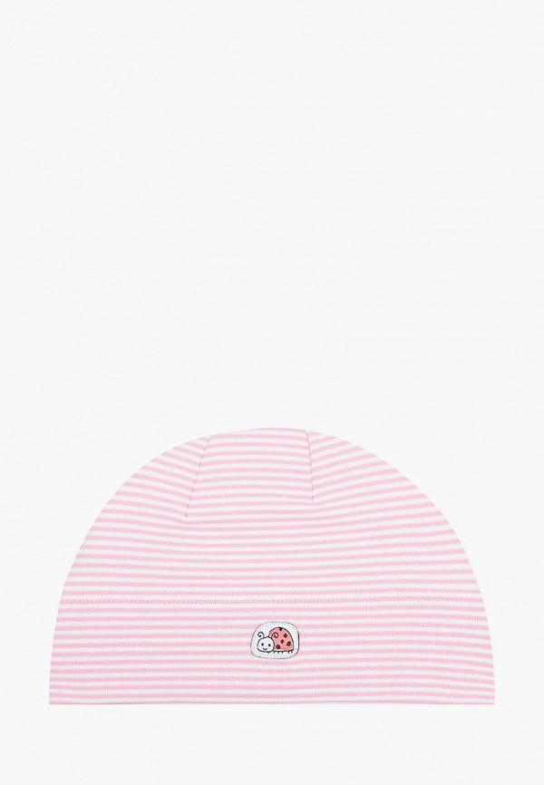 Шапка Maximo Maximo  розовый фото
