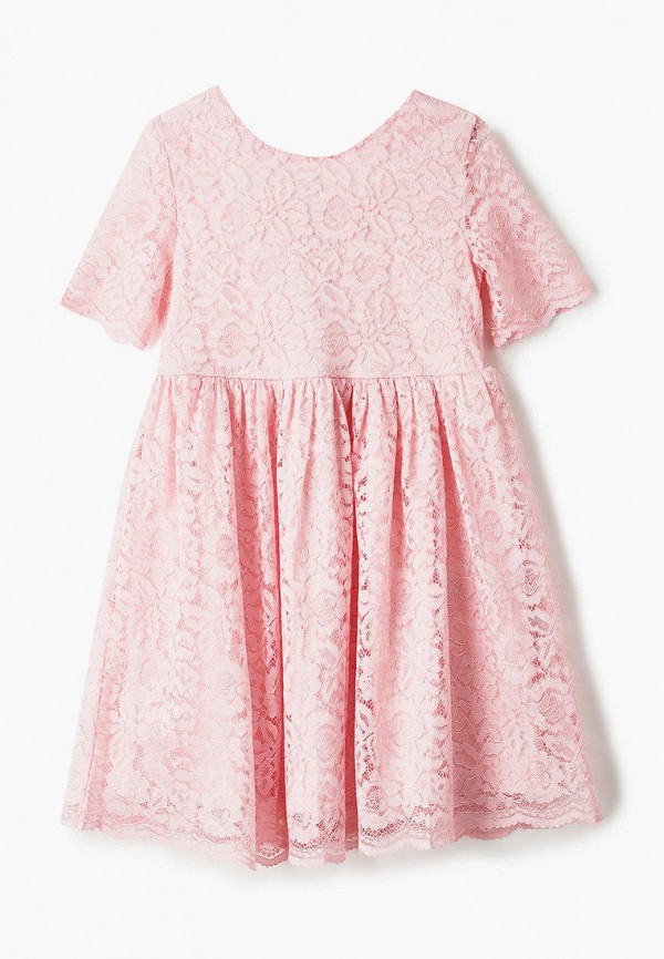 повседневные платье o'stin для девочки, розовое