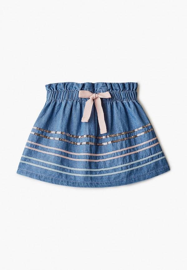 юбка o'stin для девочки, синяя