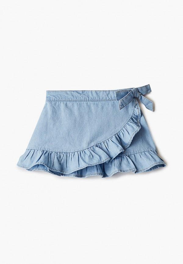 юбка o'stin для девочки, голубая