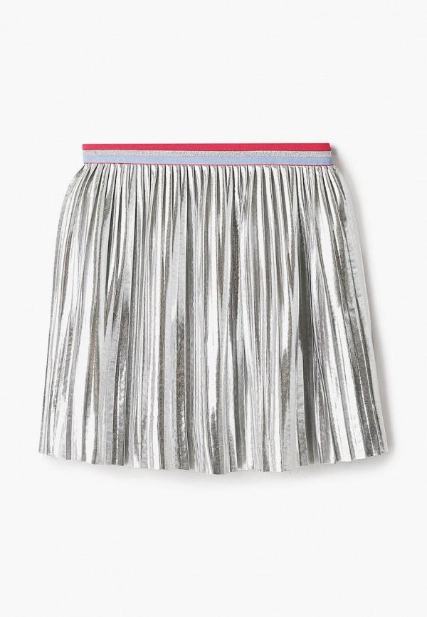 юбка o'stin для девочки, серебряная