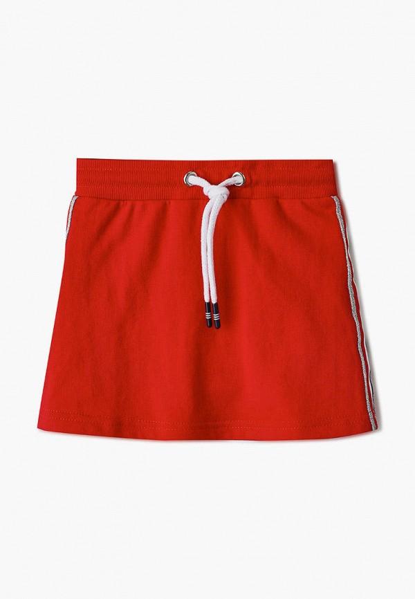 юбка o'stin для девочки, красная