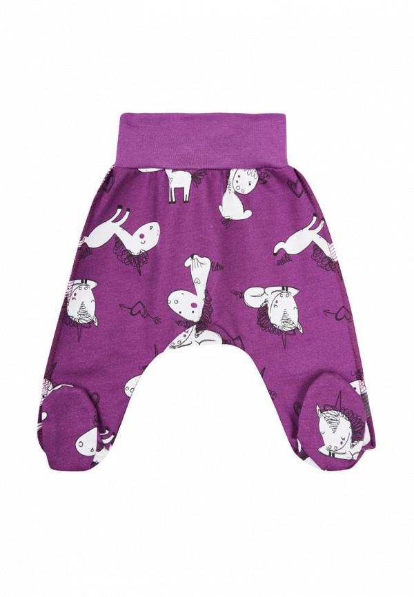 ползунки ля-ля для девочки, фиолетовые