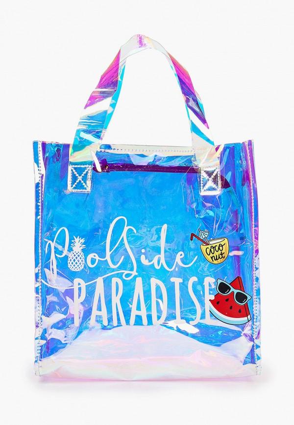 сумка acoola для девочки, разноцветная