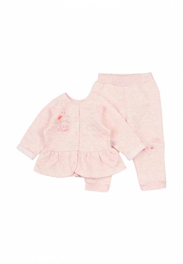 костюм ля-ля для девочки, розовый