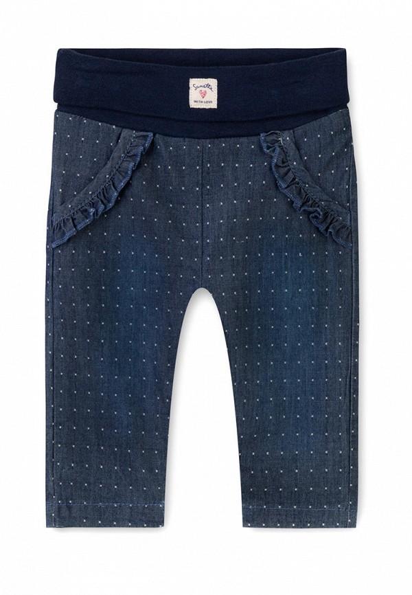 джинсы sanetta для девочки, синие