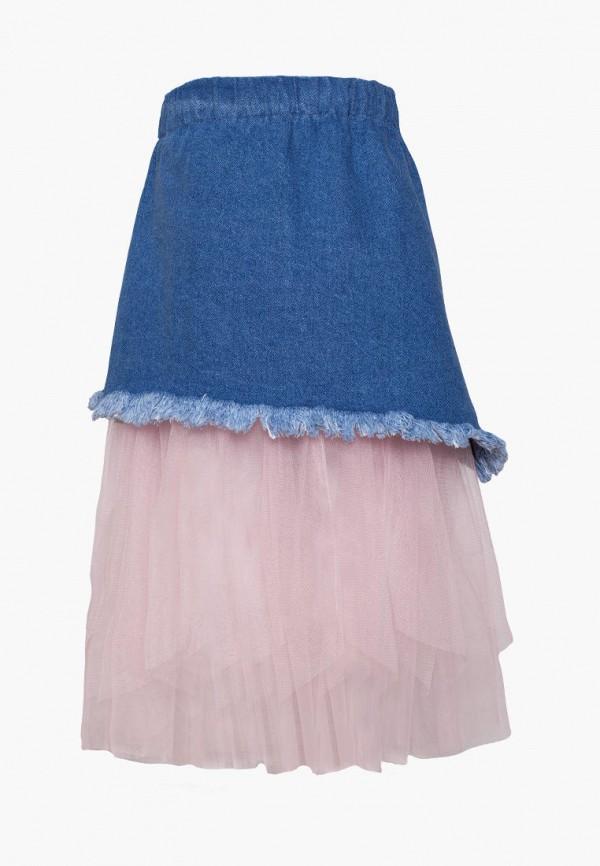 юбка yumster для девочки, разноцветная