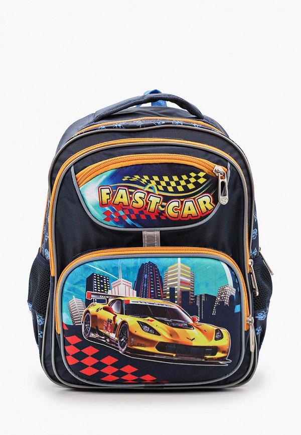 рюкзак stelz для девочки, синий