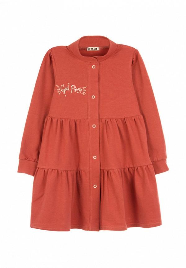 повседневные платье кузя для девочки