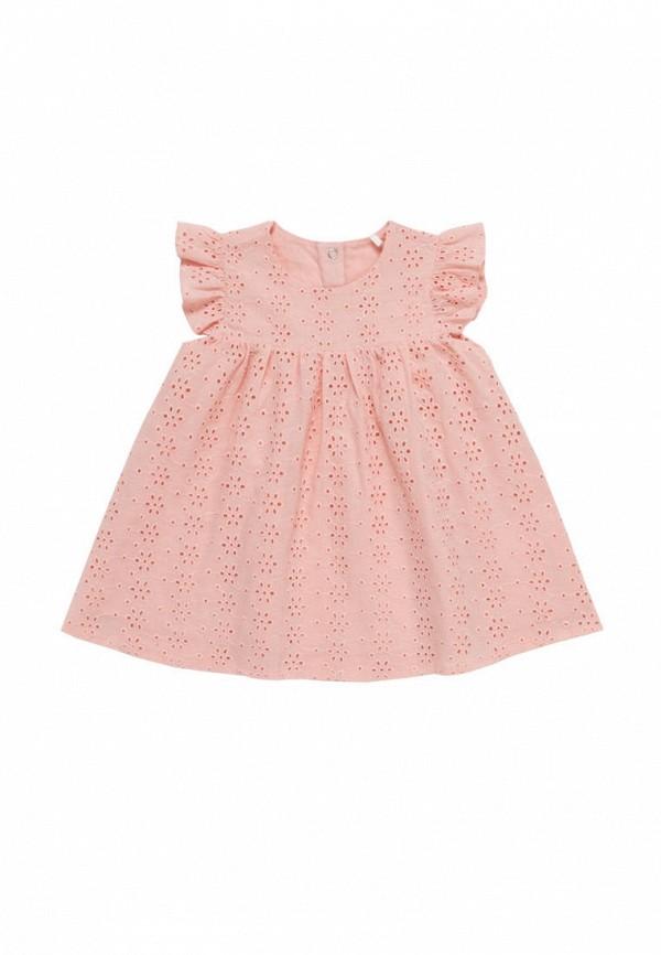 повседневные платье artie для девочки, розовое