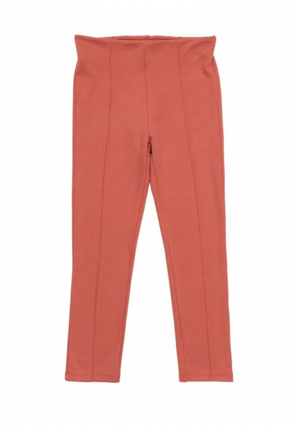 брюки artie для девочки, красные