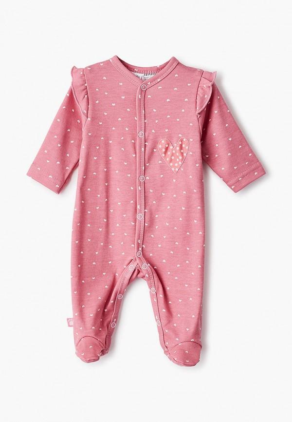 комбинезон с брюками котмаркот для девочки, розовый