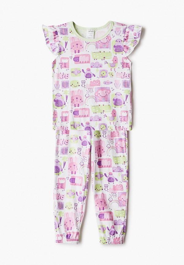 пижама котмаркот для девочки, белая