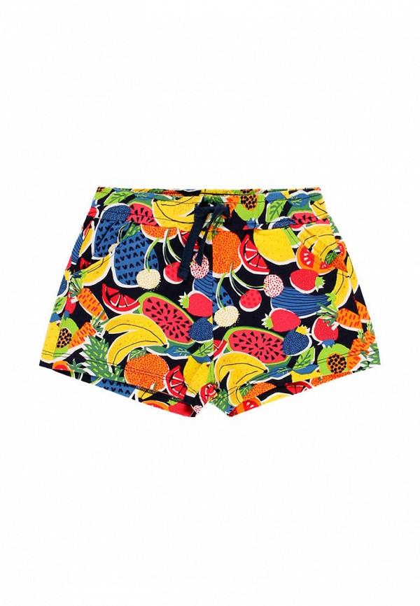 шорты boboli для девочки, разноцветные