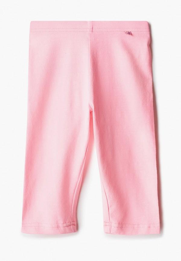 леггинсы coccodrillo для девочки, розовые