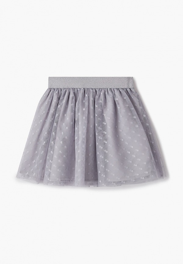 юбка coccodrillo для девочки, серая