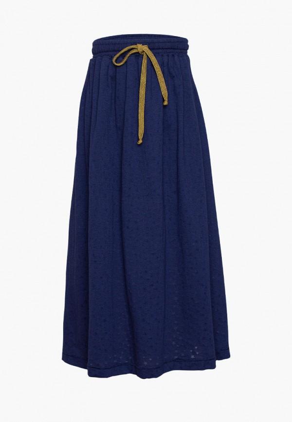 юбка yumster для девочки, синяя