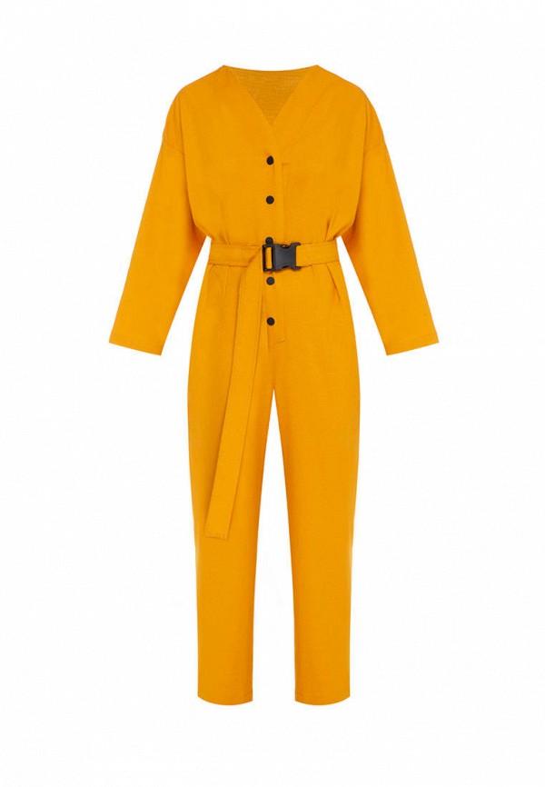 комбинезоны и костюмы i am для девочки, желтые