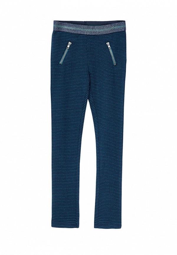 брюки du pareil au même для девочки, синие