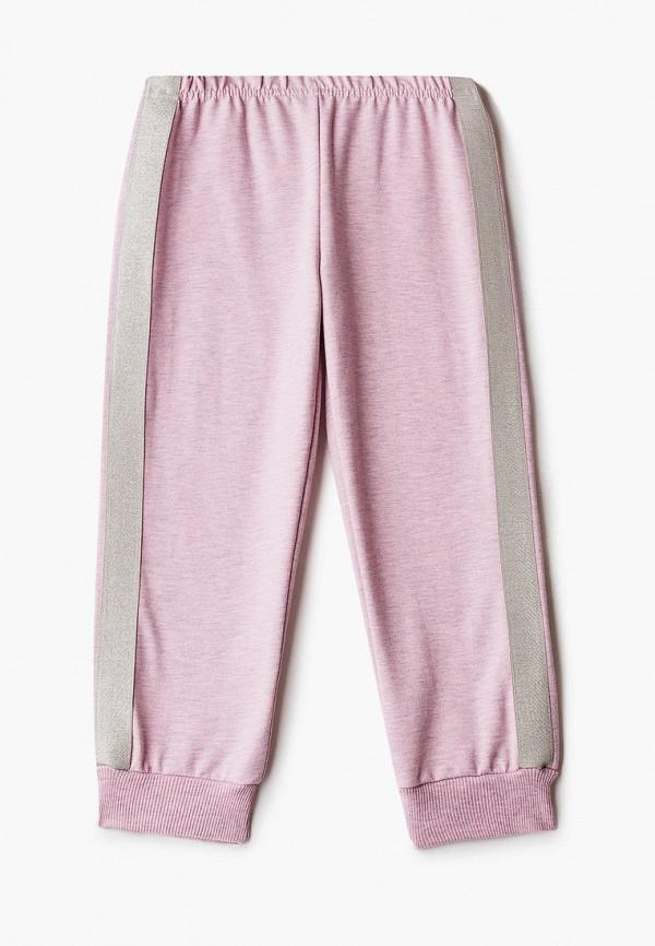 спортивные брюки котмаркот для девочки, розовые
