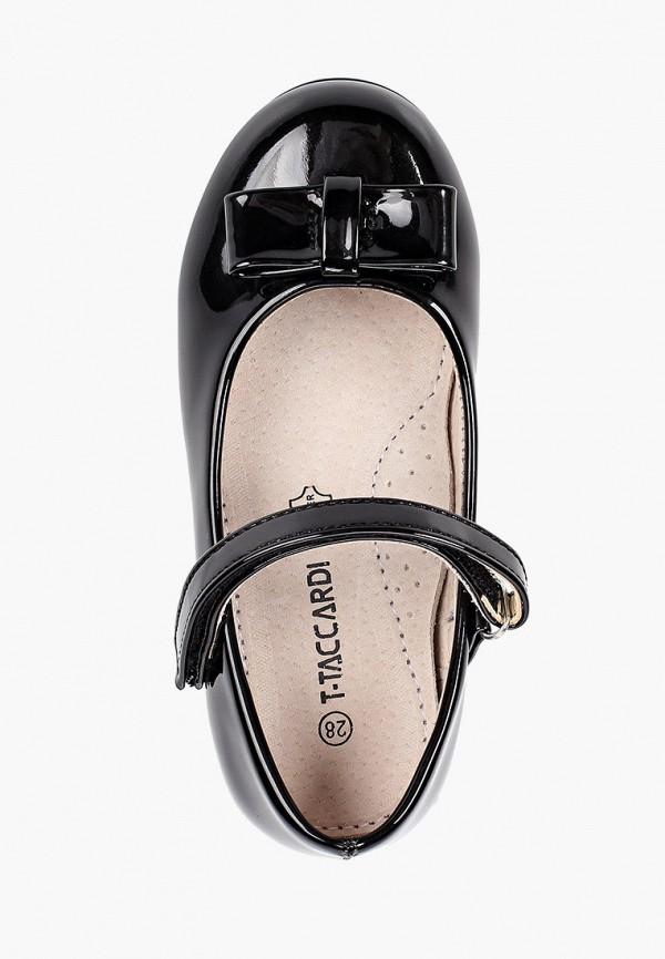 Туфли для девочки T.Taccardi цвет черный  Фото 4
