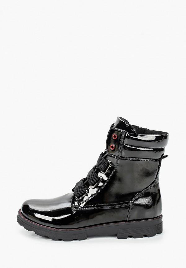 Ботинки для девочки T.Taccardi цвет черный