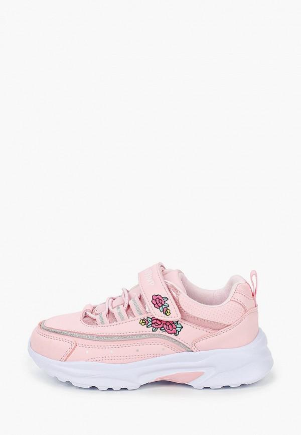Кроссовки для девочки TimeJump цвет розовый