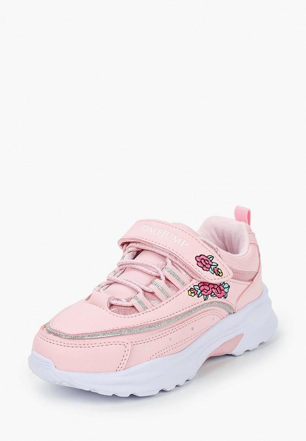 Кроссовки для девочки TimeJump цвет розовый  Фото 2