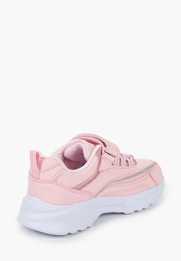 Кроссовки для девочки TimeJump цвет розовый  Фото 3