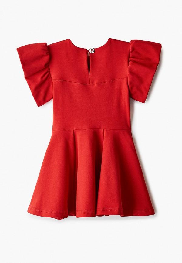 Платья для девочки Archyland цвет красный  Фото 2