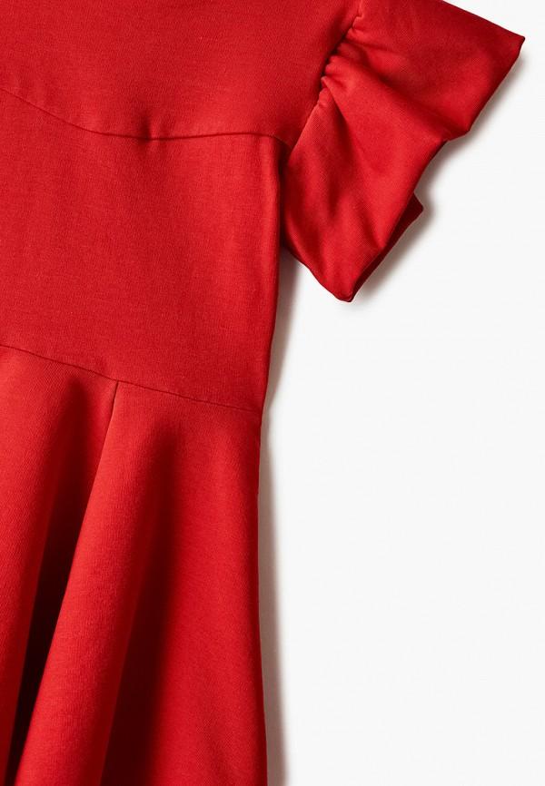 Платья для девочки Archyland цвет красный  Фото 3