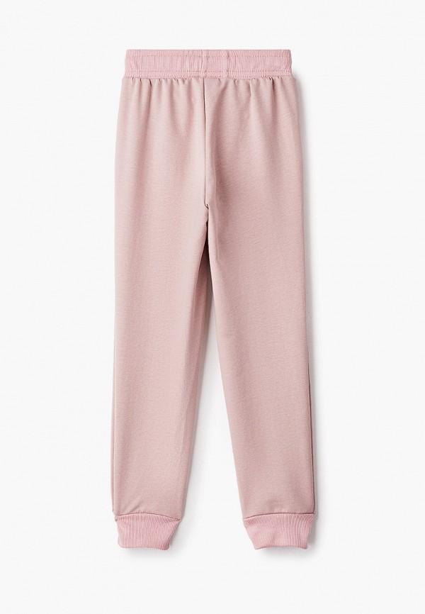 Брюки для девочки Elaria цвет розовый  Фото 2