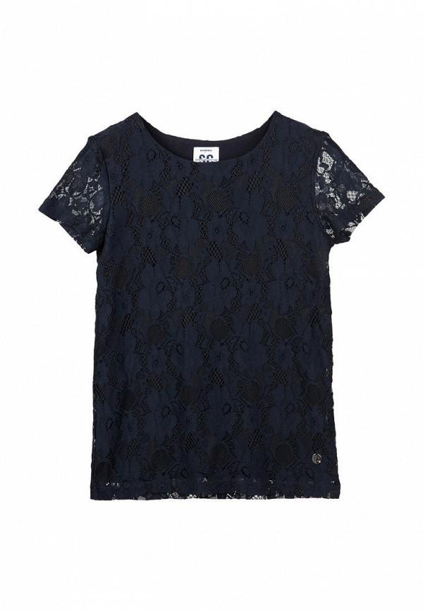 блузка playtoday для девочки, синяя