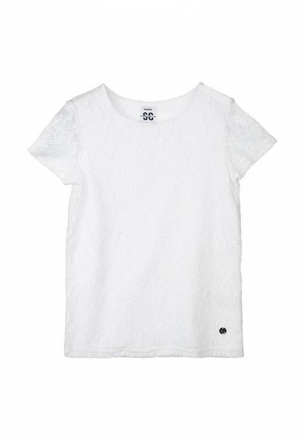 блузка playtoday для девочки, серая